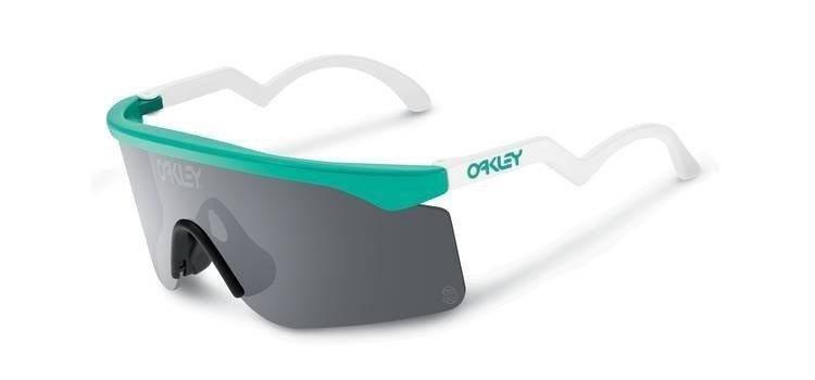 625d9722d5 Oakley Sunglasses HERITAGE RAZOR BLADES Seafoam Grey OO9140-11 OO9140-11
