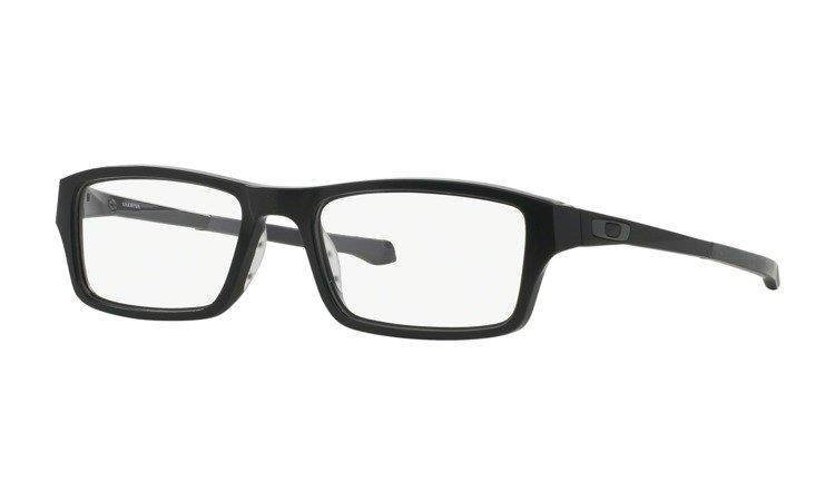 5697a2db0b Oakley Optical frame CHAMFER Satin Black OX8039-01 OX8039-01 ...