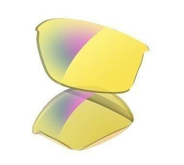 a91aff15143 Oakley Lenses FLAK JACKET H.I. Yellow Iridium 13-770 Oakley FLAK JACKET XLJ  Accessory Lenses Yellow 16-619