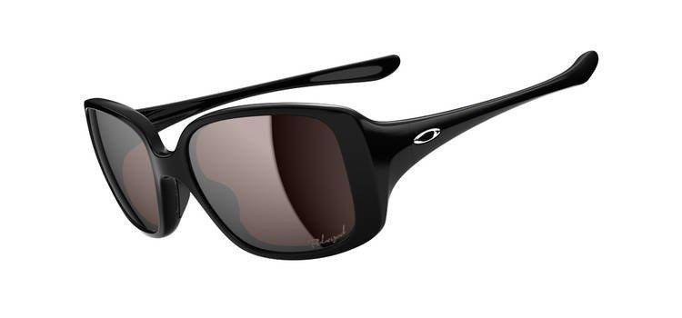 215710d569 Oakley Sunglasses LBD Polished Black OO Black Iridium Polarized OO9193-05