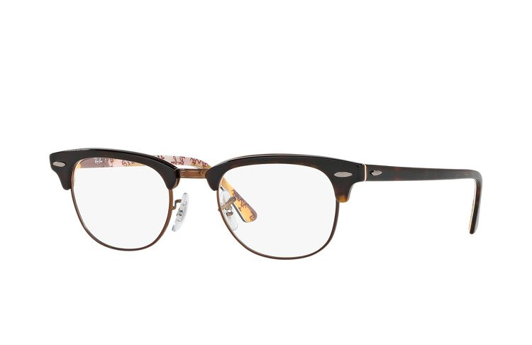 ca10734c33 Ray-Ban Optical Frame CLUBMASTER RX5154-5650 RB5154-5650