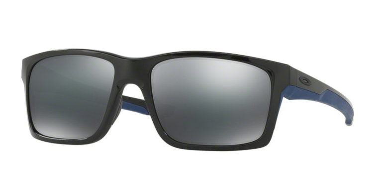 457f3dcfcff9b OAKLEY Sunglasses MAINLINK Polished Black   Black Iridium OO9264-18 OO9264- 18