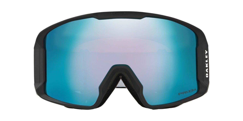 a82ac4f6198 ... Oakley Goggles Line Miner XM Matte Black   Prizm Snow Sapphire Iridium  OO7093-03 ...