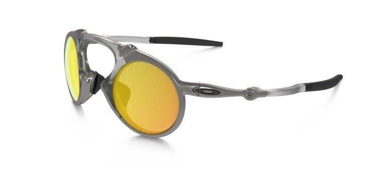 3cbfea36ef02e Oakley Sunglasses MADMAN Plasma Fire Iridium Polarized OO6019-07 OO6019-07