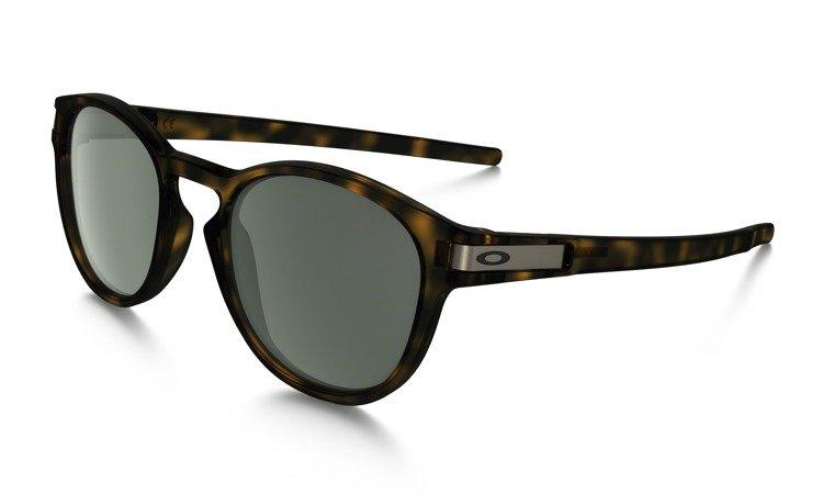 bbc3a2bfe0b Oakley Sunglasses LATCH Matte Brown Tortoise Dark Grey OO9265-02 ...