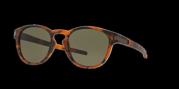 5be4216f1cf ... Oakley Sunglasses LATCH Matte Brown Tortoise Dark Grey OO9265-02 ...