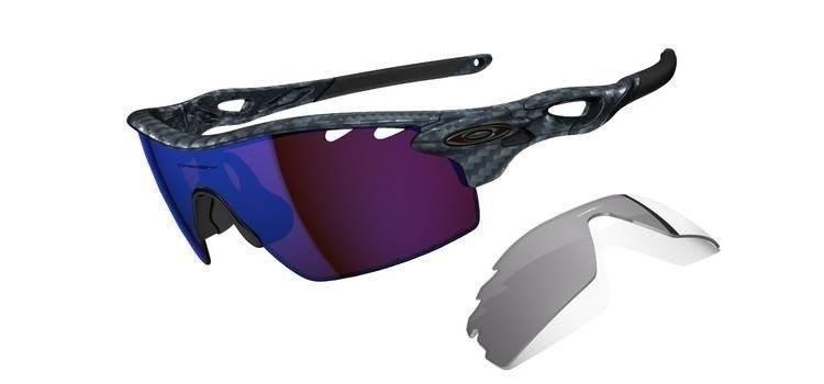 ab0f506ecb Oakley Sunglasses RADARLOCK PITCH Carbon Fiber Print G30 Iridium Polarized  Vented   Slate Iridium Vented OO9182-13 OO9182-13