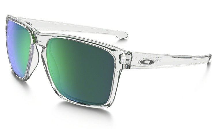 190581f9d8f3e Oakley Sunglasses SLIVER XL Polished Clear   Jade Iridium OO9341-02  OO9341-02