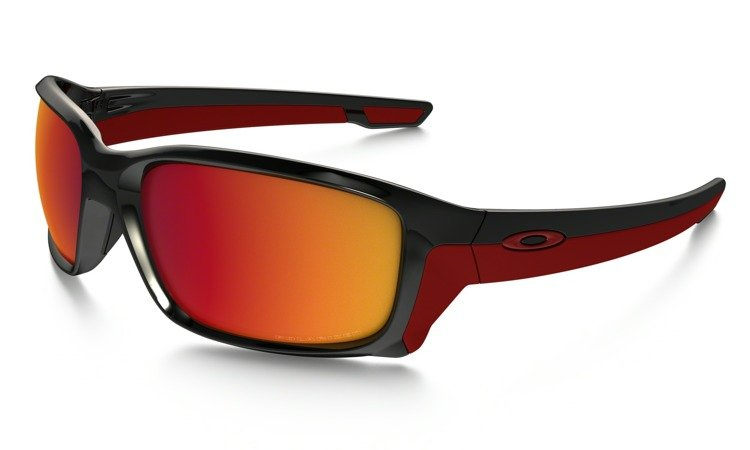 662a9bf1b6 ... OAKLEY STRAIGHTLINK Polished Black   Torch Iridium Polarized OO9331-08  ...