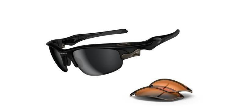 045cc52889a Oakley Sunglasses FAST JACKET Polished Black Black Iridium Polarized    Persimmon OO9097-05 Oakley Sunglasses FAST JACKET Polished Black Black  Iridium ...
