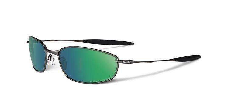 f33d74fbcd Oakley Sunglasses WHISKER Lead Emerald Iridium Polarized 26-235 26-235