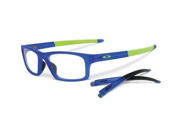 9ef1f5f9ed Oakley Optical frame CROSSLINK PITCH Matte Sea Glass OX8037-04 OX8037-04