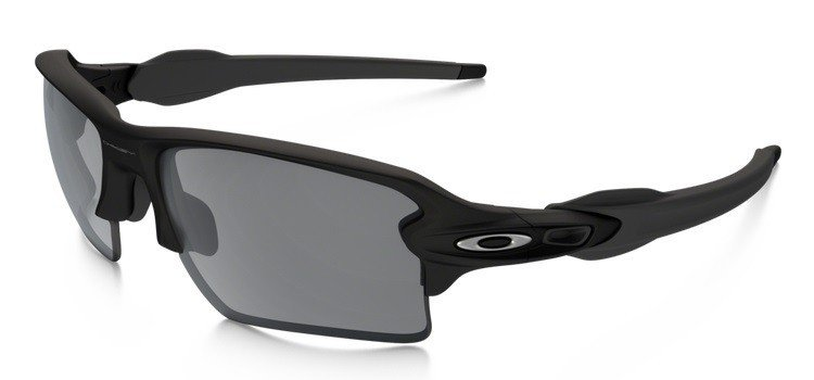 3b83a5d418c Oakley Sunglasses FLAK 2.0 XL Matte Black Black Iridium OO9188-01 OO9188-01