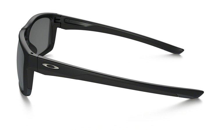 c620a64ffc Oakley Sunglasses MAINLINK Matte Black Black Iridium Polarized OO9264-05