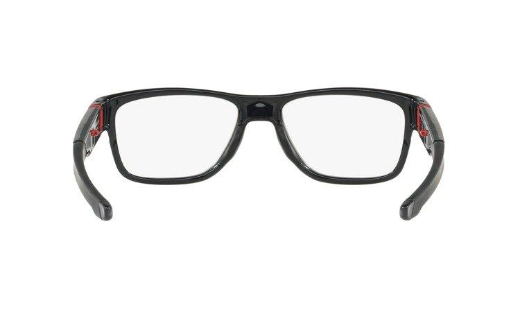 2de885d5d4 ... Oakley Optical Frame CROSSRANGE SWITCH Black Ink OX8132-03 ...
