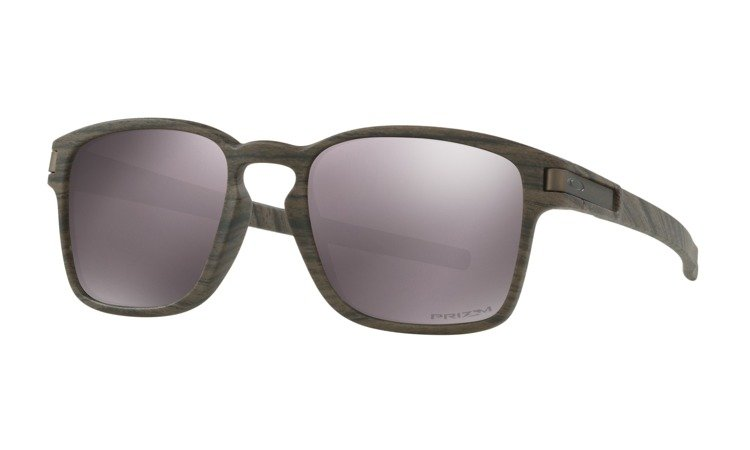 5e3bedf3c6 ... Oakley Okulary LATCH SQUARED Woodgrain   Prizm Daily Polarized OO9353-10  ...