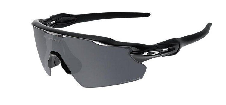 cd86d1c780 Oakley Sunglasses RADAR EV PITCH Polished Black Black Iridium Polarized  OO9211-07 OO9211-07