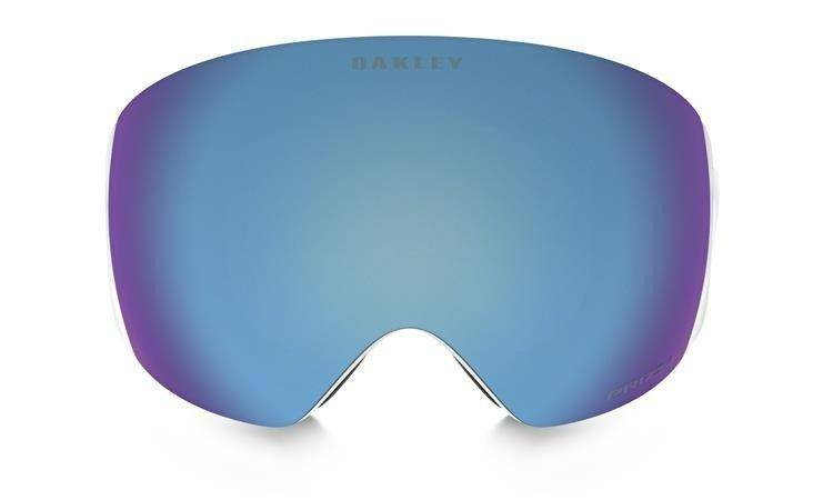 ... Gogle Oakley FLIGHT DECK Factory Pilot Whiteout Prizm Sapphire Iridium  OO7050-37 ... 4db7a99d763e