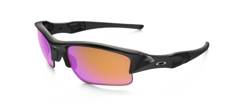 b0fcb404a0fe7 Oakley Sunglasses FLAK JACKET XLJ PRIZM TRAIL COLLECTION Polished Black Prizm  Trail OO9009-08 OO9009-08