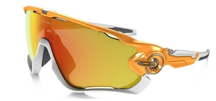 997a677b25 Oakley Sunglasses JAWBREAKER Atomic Orange Fire Iridium Polarized OO9290-09  OO9290-09