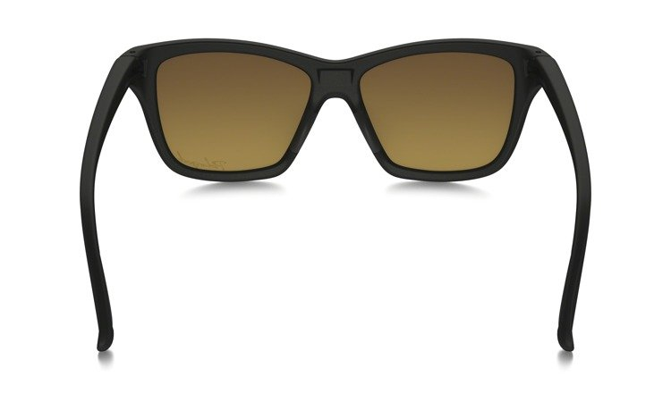 c80e9308b7f ... Oakley Sunglasses OAKLEY HOLD ON Matte Black Brown Gradient Polarized  OO9298-01 ...