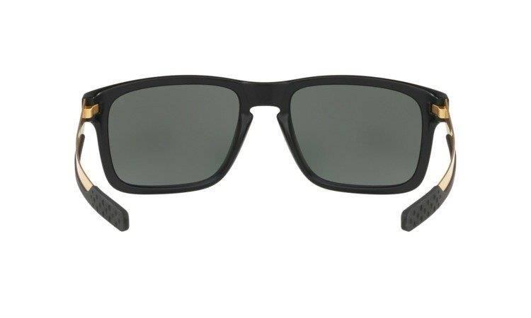 3dd456b6f92 ... Oakley HOLBROOK MIX Matte Black Prizm Black Polarized OO9384-09 ...
