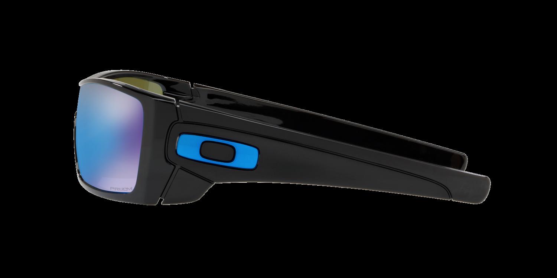 4301beed29 Oakley BATWOLF Polished Black Prizm Sapphire OO9101-58