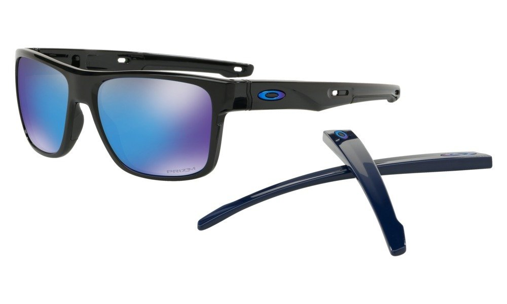 520fb0c946 Oakley CROSSRANGE Polished Black ... OO9361-16