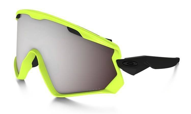 ab5ae3d79b5 ... Gogle Oakley WIND JACKET 2.0 Neon Retina Prizm Snow Black Iridium  OO7072-06 ...