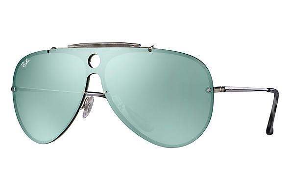 ae3bbf5139 Ray-Ban Sunglasses BLAZE SHOOTER RB3581N - 00330 RB3581N - 00330 ...