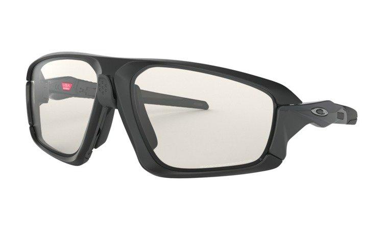 8d2ed1da874 ... Oakley FIELD JACKET Matte Black Clear Black Iridium Photochromic  OO9402-06 ...