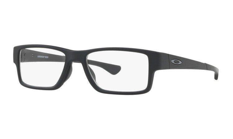 341aa5c073f Oakley Optical Frame AIRDROP MNP Satin Black OX8121-01