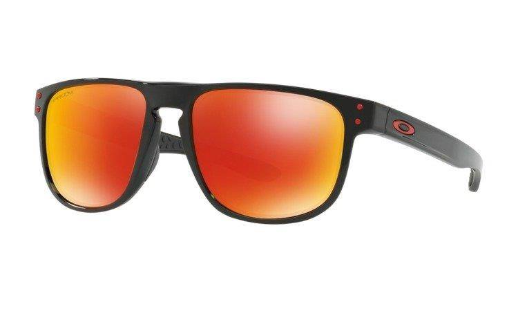 5841b6f504 ... Oakley HOLBROOK R Polished Black Prizm Ruby Polarized OO9377-07 ...