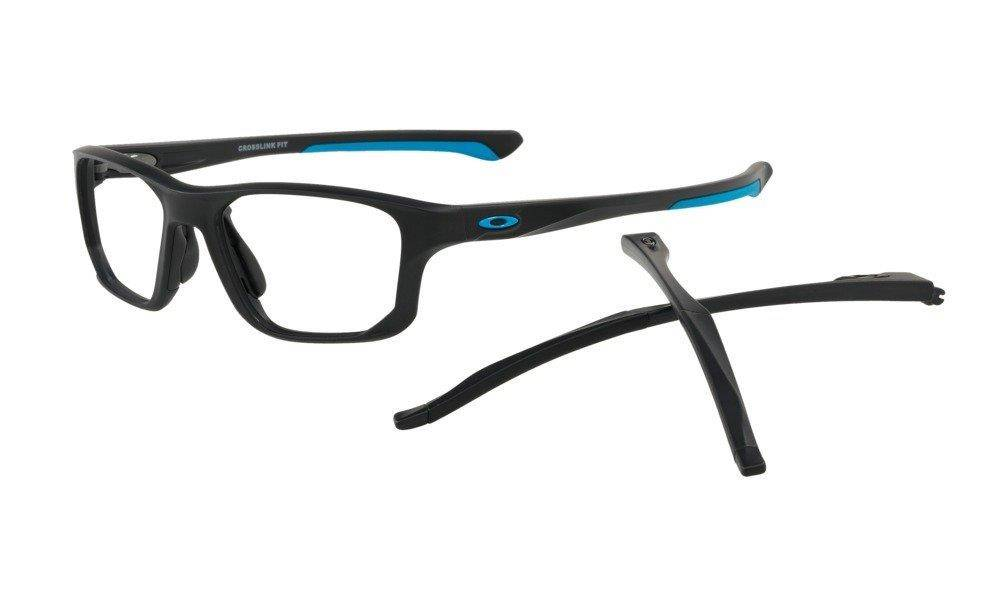 7cd0a3c697 OAKLEY CROSSLINK® FIT Satin Black OX8136-01 OX8136-01