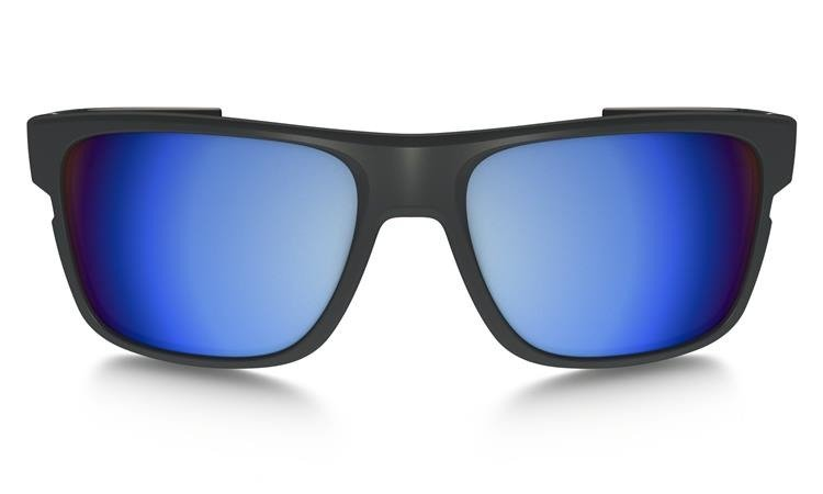 ef78bf485c ... Oakley Sunglasses CROSSRANGE Matte Dark Gray   Prizm Deep Water  Polarized OO9361-09 ...