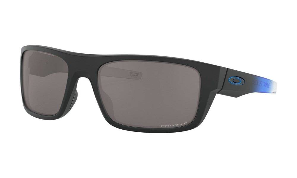 Oakley Sunglasses Matte Black/Prizm Black Polarized OO9367-32