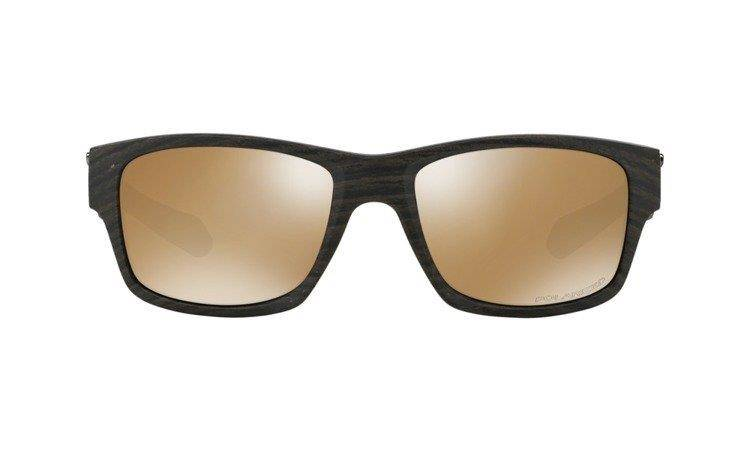 Oakley Okulary JUPITER SQUARED Woodgrain/Tungsten Iridium Polarized OO9135-07