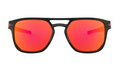 Oakley Sunglasses LATCH BETA Polished Black/Prizm Ruby OO9436-07