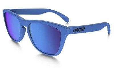 2d6633b60d Oakley Sunglasses Frogskins Matte Sky Sapphire Iridium OO9013-15 OO9013-15