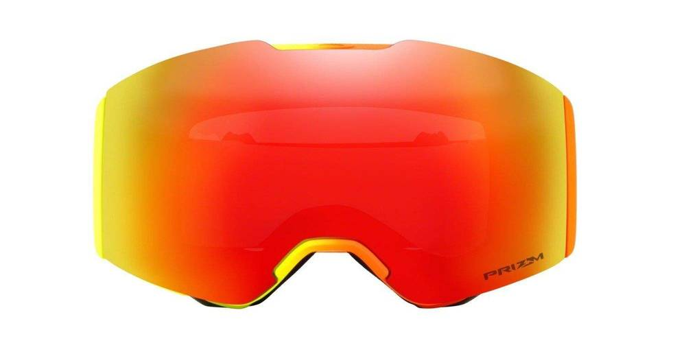 Oakley Gogle Fall Line 2018 Team Oakley / Prizm Snow Torch Iridium OO7085-22