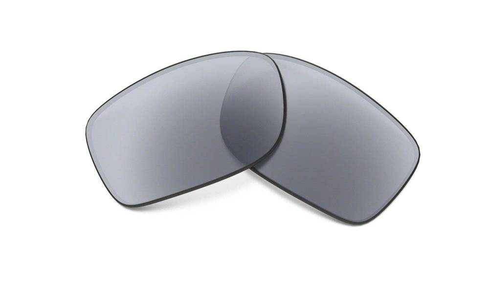 Oakley FIVES SQUARED / FIVES 3.0 Replacement Lenses Grey 13-536