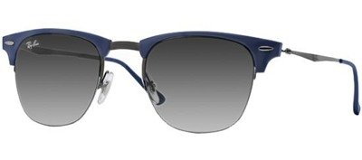 Ray-Ban Sunglasses Clubmaster LIGHT RAY RB8056 - 165/8G