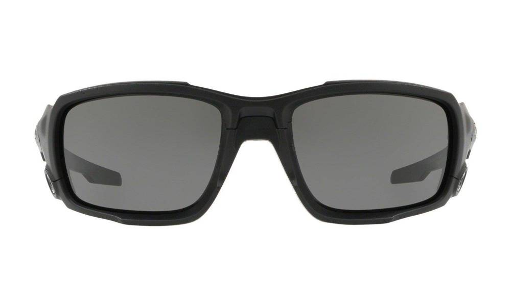 Oakley Sunglasses Matte Black/Grey OO9329-01