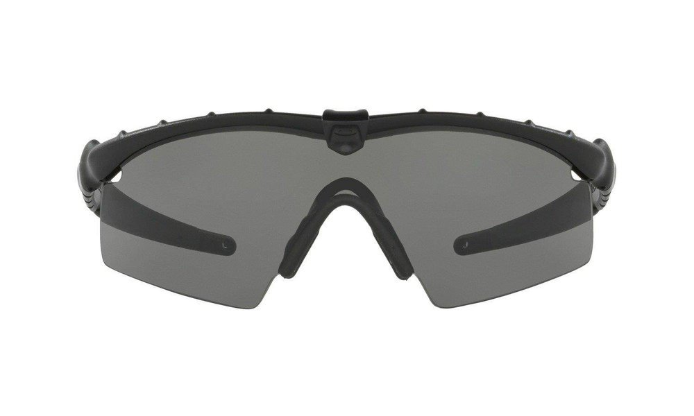 Oakley Sunglasses Matte Black/Grey 11-140
