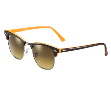 Ray-Ban Okulary CLUBMASTER RB3016 - 112685