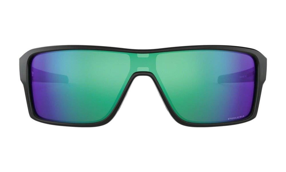 Oakley Sunglasses RIDGELINE Black Ink/Prizm Jade OO9419-04