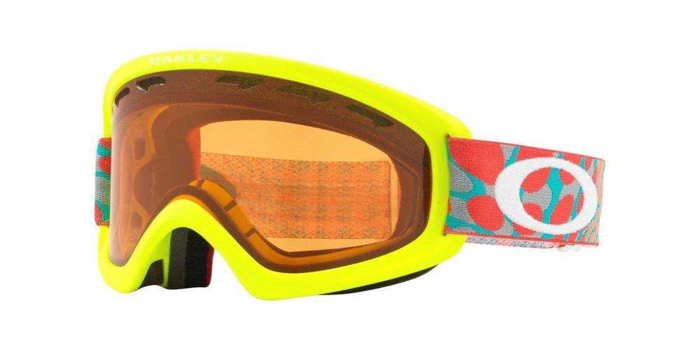 Oakley Gogle O Frame 2.0 XS OctoFlow Retina Red / Persimmon OO7048-13