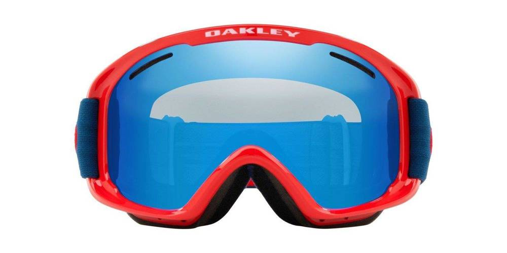 Oakley Gogle O Frame 2.0 XM Red Poseidon / Black Ice Iridium & Persimmon OO7066-51