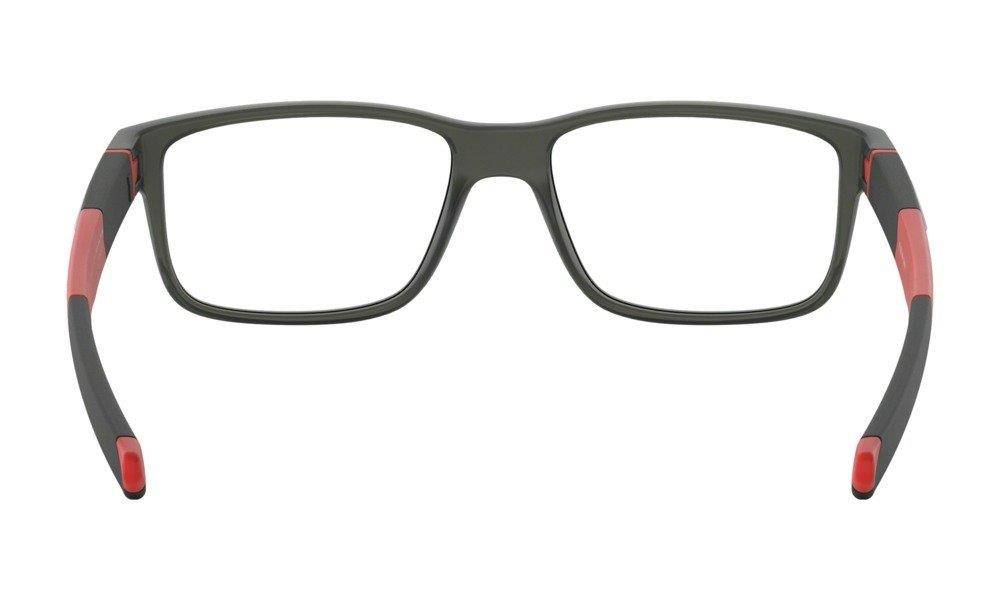 Oakley Optical Frame Junior FIELD DAY Satin Grey Smoke/Clear OY8007-02