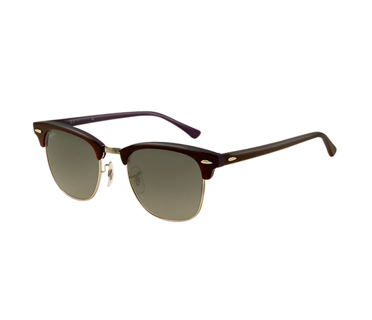 Ray-Ban Okulary CLUBMASTER RB3016 - 112871